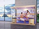Sauna met kachel VW-S1240_