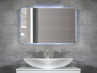 Spiegel Met Verwarming : Led spiegel vw led sp vips wellness